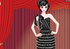 Asymmetric Dresses Fashion