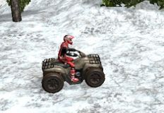 ATV Trials Winter 2