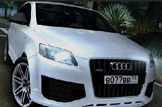 Audi Puzzle