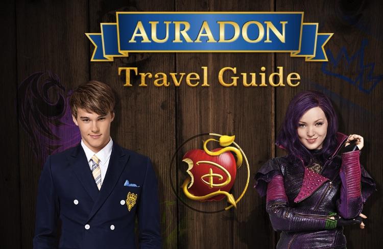 Auradon Travel Guide