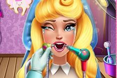 Aurora Visits Dentist