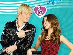 Austin and Ally  Monster Crush