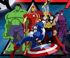 Avengers Bunker Busters