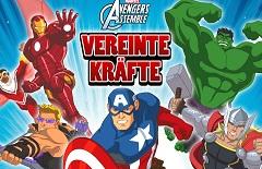 Avengers Combined Strike