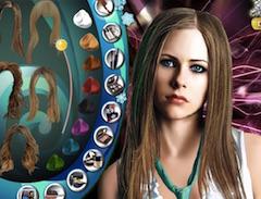 Avril Lavigne Makeover | Dress Up Games ...