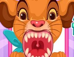 Baby Animal Star Teeth Dentist