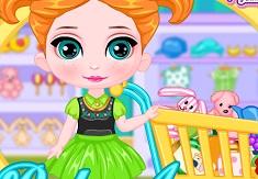 Baby Anna Shopping Rush