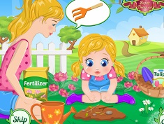 Baby Barbie Allergy
