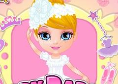 Baby Barbie Ballerina Costumes