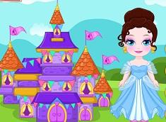 Baby Barbie Dream Castle