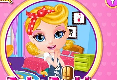 Baby Barbie Girly Room Décor