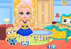 Baby Barbie Minion Craze