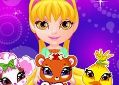 Baby Barbie My Fairy Pet