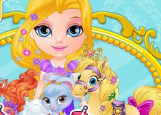 Baby Barbie Pets Beauty Pageant 2