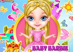 Baby Barbie Princess Dress