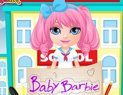Baby Barbie Treasure Hunt