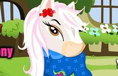 Baby Bratz Pony Dress Up