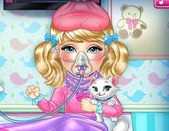 Baby Chelsea Flu Doctor