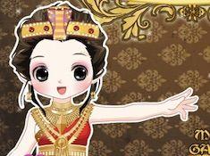 Baby Egyptian Princess
