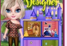 Baby Elsa Dollhouse Designer