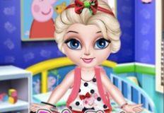 Baby Elsa Peppa Pig Room