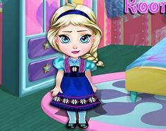 Baby Elsa Room Decor