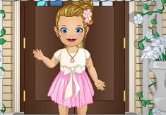 Baby Emma Bridesmaid