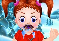 Baby Emma Winter Throat Problem