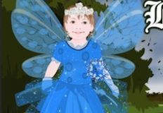 Baby Fairy Dress Up