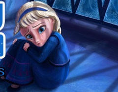 Baby Frozen Memory Cards