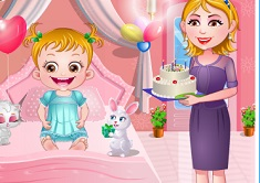 Baby Hazel Birthday Party - Jogos Online