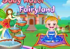 Baby Hazel Fairy Land