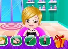 Baby Hazel Fashion Star