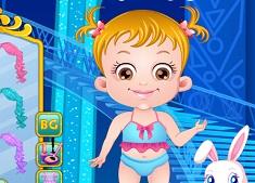 Baby Hazel Ice Princess…