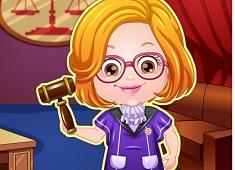 Baby Hazel Lawyer Dress Up