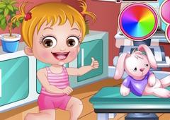Baby Hazel Physioterapist Dress Up