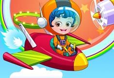 Baby Hazel Pilot Dress Up