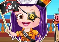 Baby Hazel Pirates Dress Up