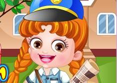 Baby Hazel Postman