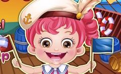 Baby Hazel Sailor Dress Up