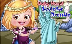 Baby Hazel Sculptor Dress Up