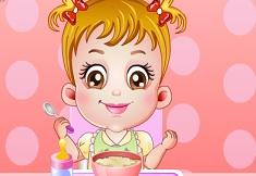 Baby Hazel Spank Cute Booty