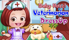 Baby Hazel Veterinarian Dress Up