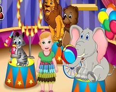 Baby Juliet Circus