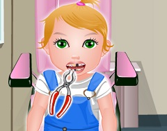 Baby Juliet Dentist