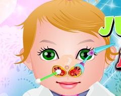 Baby Juliet Nose Problem
