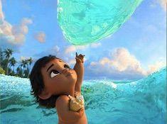 Baby Moana Ocean Puzzle