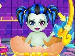 Baby Monster Bath