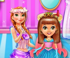 Baby Princess Hair Salon