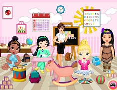Baby Princesses Play School